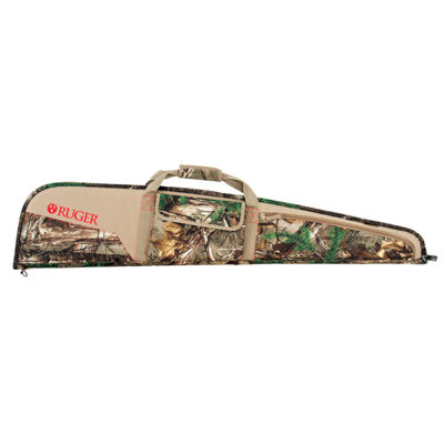 "Allen Cases Ruger Yuma Rifle Case - (46"") 2 Pockets; Tan/Realtree Xtra"""
