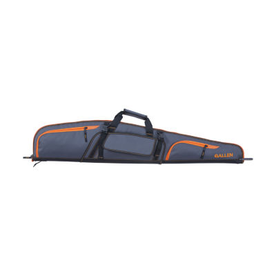 "Allen Cases Select Gear Fit Case - (48"") Bonanza Riflecase, Gray/Orange"