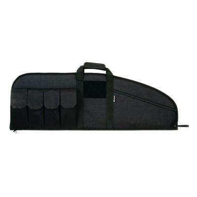 "Allen Cases Tactical Gun Case - (37"") Combat Rifle, 5 Pockets, Black"