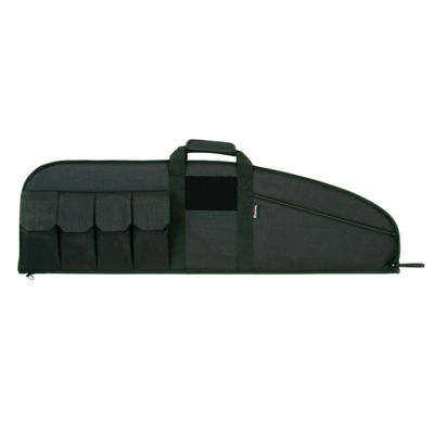"Allen Cases Tactical Gun Case - (42"") Combat Rifle, 5 Pockets, Black"