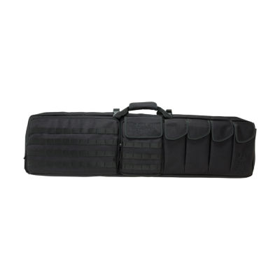 "Allen Cases Tactical Gun Case - 3 Gun Competition,(42"") Black"