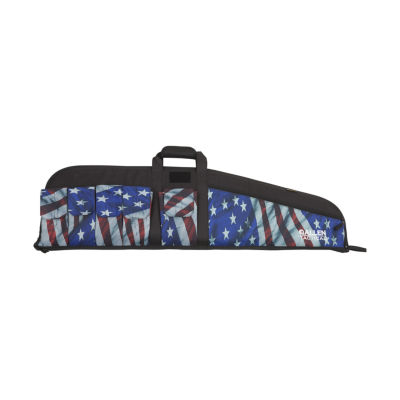 """Allen Cases Victory Gun Case - Tactical Rifle; (42"""") Stars & Stripes With Black Accents"""""""