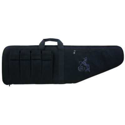 "Bulldog Cases Standard Tactical Case - 35""; Black"""