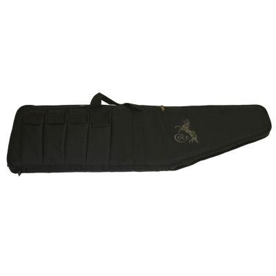 "Bulldog Cases Standard Tactical Case - 40""; Black"""