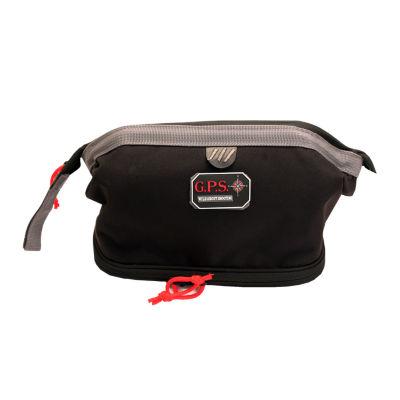 G Outdoors Shaving Kit -With Pistol Storage - Black