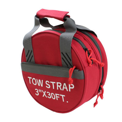 G Outdoors Tow Strap Case With Pistol Storage