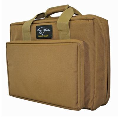 "Galati Gear Double Discreet Square Case - 16"" Coyote Brown"