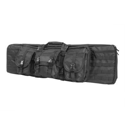 """Ncstar Double Carbine Case 42""""; Black"""""""