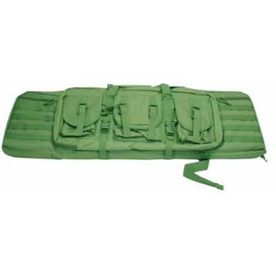 "Ncstar Double Carbine Case 42"" - Green"