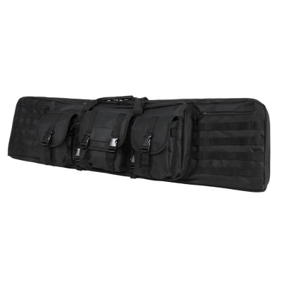 "Ncstar Double Carbine Case 46"", Black"