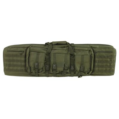 "Ncstar Double Carbine Case 46"", Green"