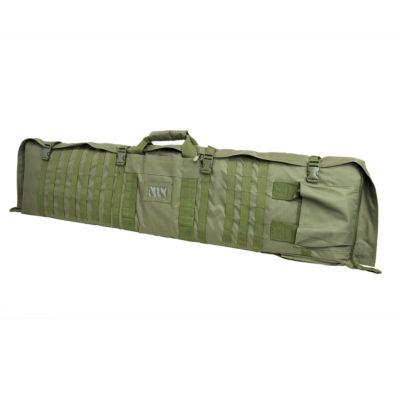 Ncstar Rifle Case/Shooting Mat, Green