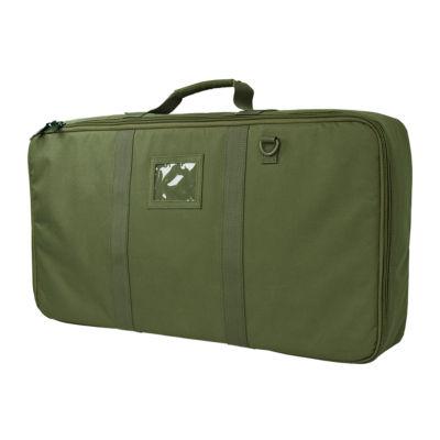 """Ncstar Vism Discreet Carbine Case 26"""" L X 13"""" H - Green"""