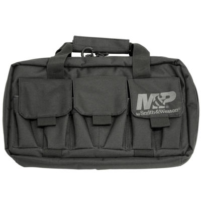 Smith & Wesson Accessories Pro Tac Handgun Case Double
