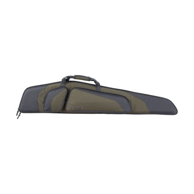 "Allen Cases Lupton Scoped Riflecase - (48"") - Green With Gray Accents"""