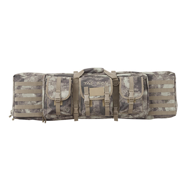 "Allen Cases Tactical Gun Case - Patrol Double; (42"") Rifle A-Tacs-Au"