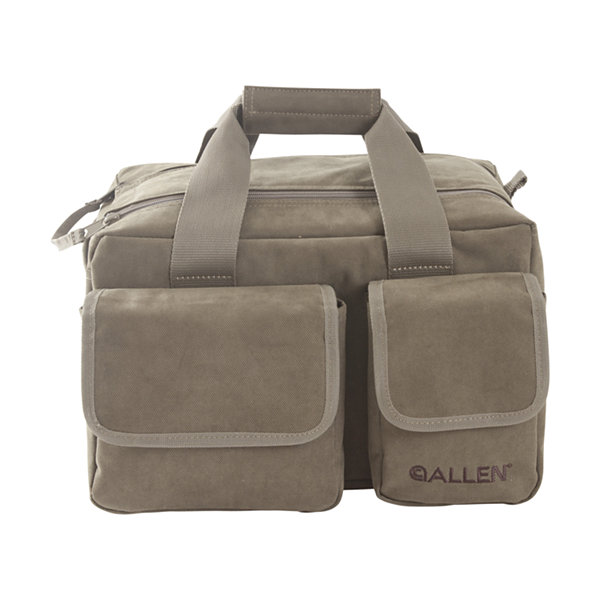 Allen Cases Select Canvas Range Bag