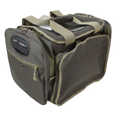 G Outdoors Range Bag - Large  Lift Ports  4 Ammo Dump Cups