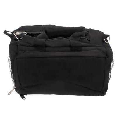 Bulldog Cases Range Bag Deluxe With Strap Black