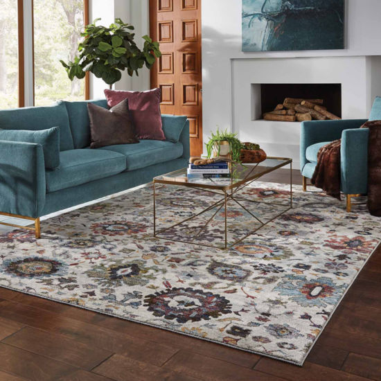 Covington Home Aurora Boho Rectangular Rugs