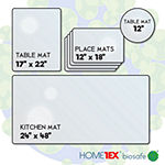 Hometex Anti-Microbial Kitchen Starter 7-pc. Set