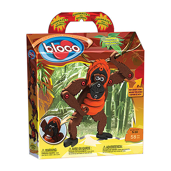 Bloco: The Orangutan