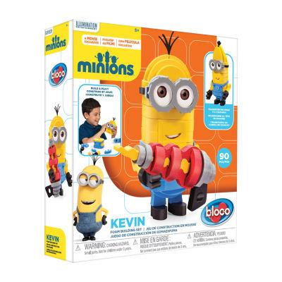 Bloco Minion-Kevin