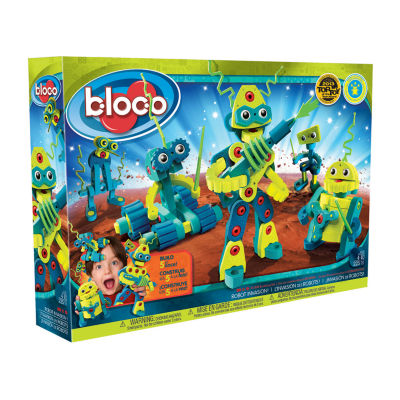 Bloco: Robot Invasion