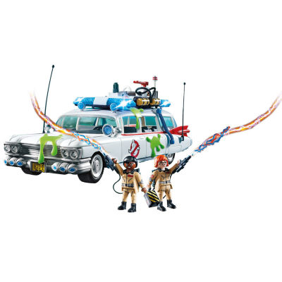 Playmobil 78-pc Ghostbusters Ecto-1