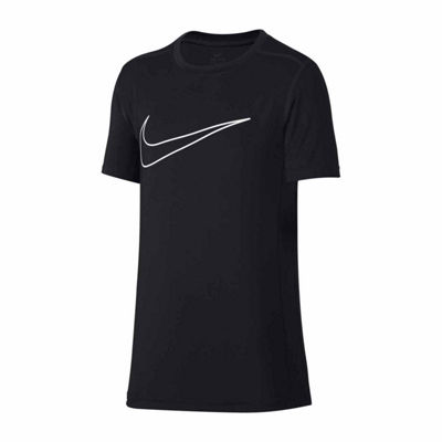 Nike Short Baselayer Shirt-Big Kid Boys