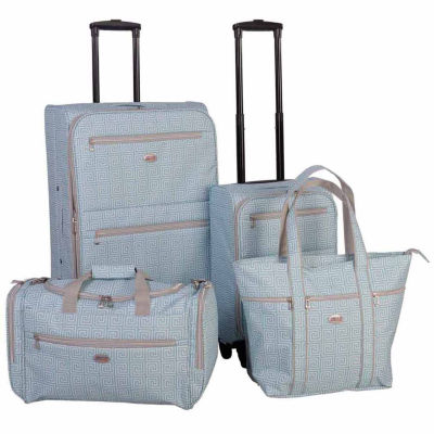 American Flyer Meander 4-pc. Luggage Set
