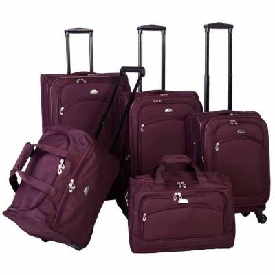 American Flyer South West 5-pc. Luggage Set