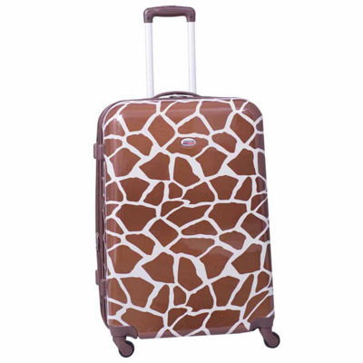 American Flyer Giraffe 3-pc. Hardside Luggage Set