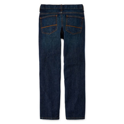 Arizona Original-Fit Jeans Boys 4-20, Slim & Husky