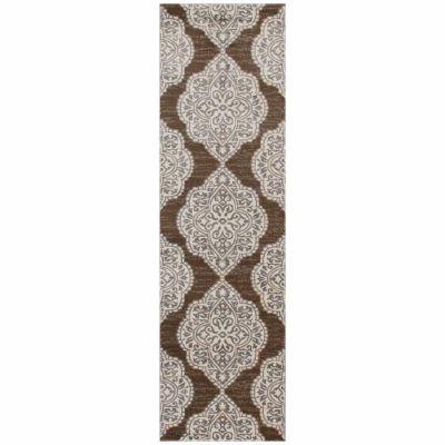 Art Carpet Arabella Medallion Woven Rectangular Rugs