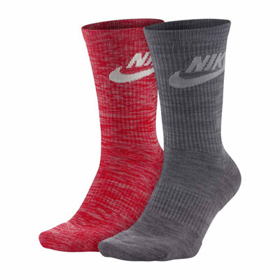 Nike® Advanced 2-pk. Crew Socks