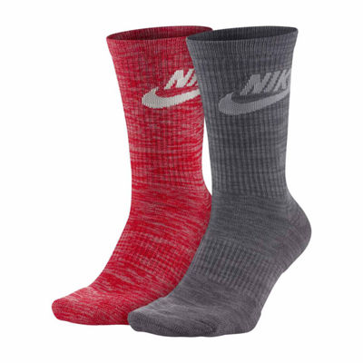 Nike® Advanced 2-pk. Crew Socks - Extended Sizes
