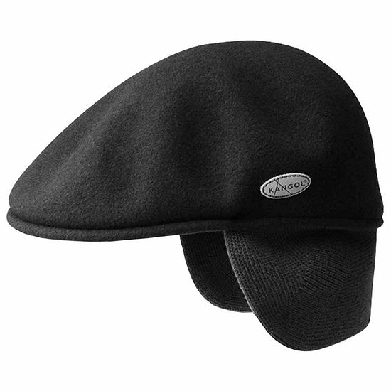 7fc971e024b Kangol Wool Ivy Cap with Rib Knit Earflaps JCPenney