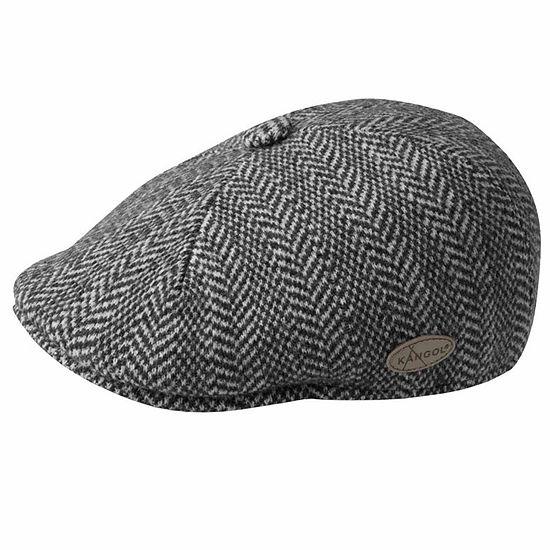 Kangol® Wool Herringbone 507 Ivy Cap