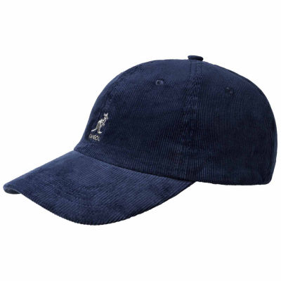 Kangol Cord Hawker Baseball Cap