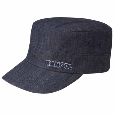 Kangol Denim Flex Fit Cadet Hat