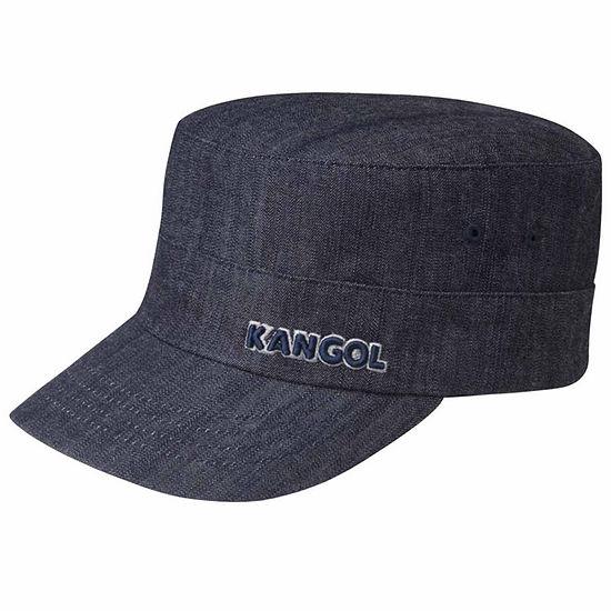 Kangol® Denim Flex Fit Army Cadet Hat