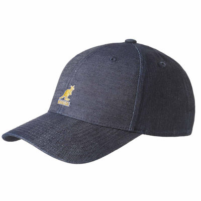 Kangol® Stretch Fit Denim Baseball Cap