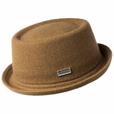 Kangol Wool Pork Pie Hat