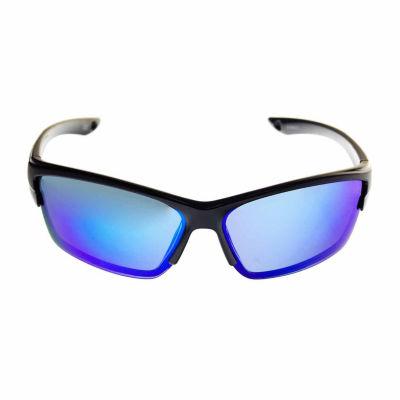 Xersion Half Frame Rectangular Polarized UV Protection Sunglasses-Mens