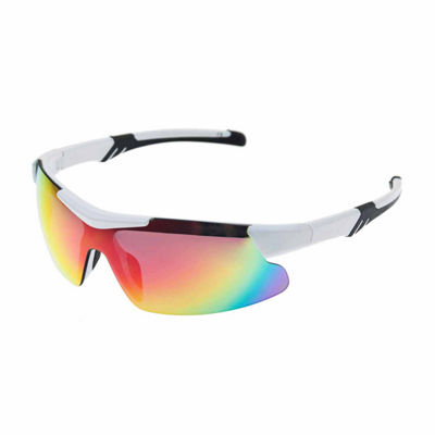 Xersion Half Frame Shield UV Protection Sunglasses-Mens