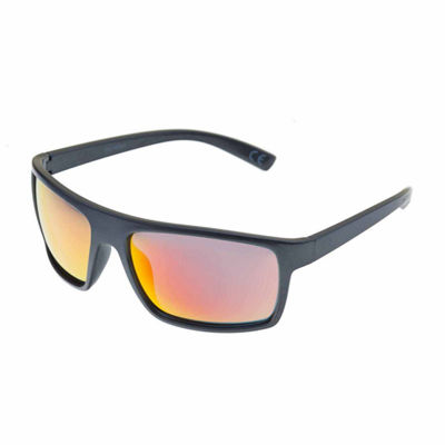 Xersion Full Frame Rectangular Sunglasses-Mens