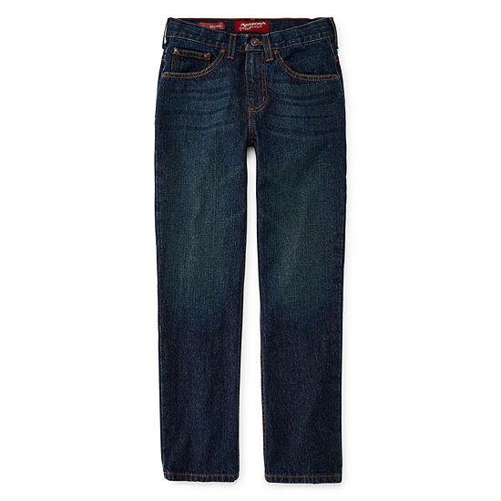 83a6cea3ae Arizona Original Fit Jeans Boys 4 20 Slim and Husky JCPenney