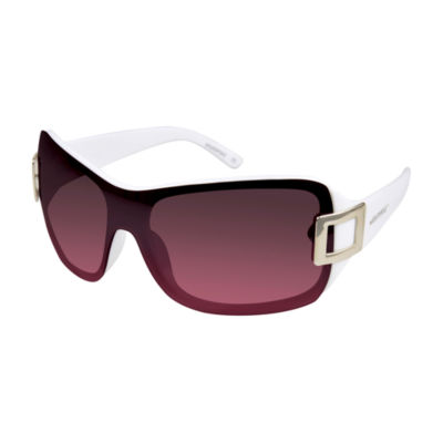 South Pole Full Frame Rectangular UV Protection Sunglasses-Womens