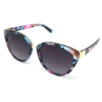 Fantas Eyes Full Frame Square UV Protection Sunglasses-Womens
